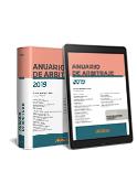Anuario de arbitraje 2019 (Dúo)