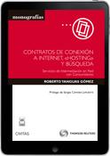 Contratos de Conexión a Internet, Hosting y Búsqueda (e-book)