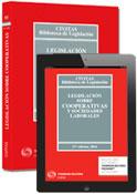 Legislación sobre Cooperativas y Sociedades Laborales (Dúo)