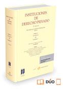 Instituciones de Derecho Privado. TOMO IV FAMILIA. Volumen 1º
