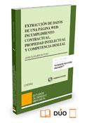 Extracción de datos de una página web: incumplimiento contractual, propiedad intelectual y competencia desleal