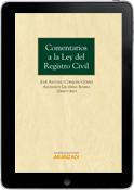Comentarios a la Ley del Registro Civil (e-book)