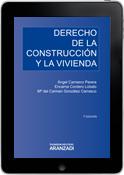 Derecho de la Construcción y la Vivienda (e-book)