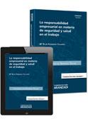La responsabilidad empresarial en materia de seguridad y salud en el trabajo (dúo)