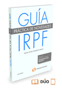 Guía práctica de novedades IRPF (Lex Nova) (Dúo)