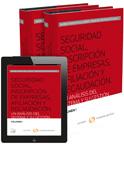 Seguridad social, inscripción de empresas, afiliación y recaudación