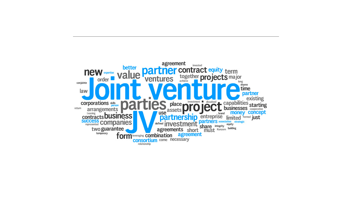 Palabras Joint Venture