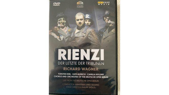 "Ópera ""Rienzi"" de Wagner"