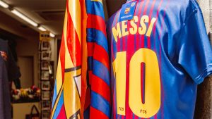 La Justicia avala que Messi registre su apellido como una marca deportiva