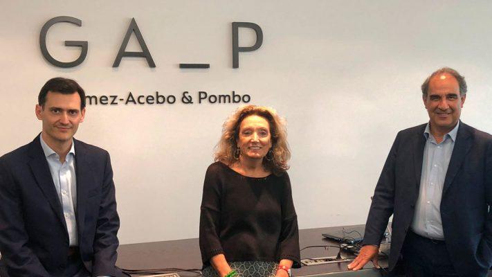 Gómez Acebo & Pombo incorpora a Assumpta Palau Marginet al Área de Derecho Público de Barcelona