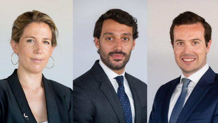 Linklaters nombra un nuevo socio y dos counsels en España