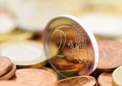 Euros en monedas