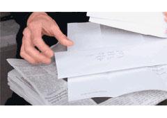 Documentación a entregar relativa a la situación económica junto con la carta de despido objetivo