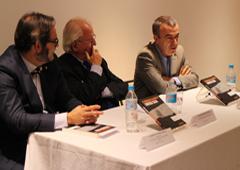 Lorenzo Silva considera ineficaz la legislación española para luchar contra la piratería