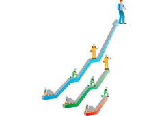 Doble escala salarial o diferencias retributivas según la fecha de ingreso de los trabajadores