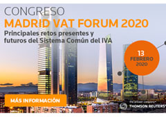 Madrid Vat Forum