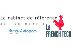 Mariscal & Abogados con el Hub French Tech Madrid