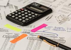 Declaración fiscal de IVA y retenciones de IRPF de las empresas en concurso de acreedores