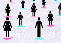 Discriminación por razón de sexo y criterios de diferenciación en el trabajo