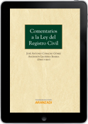 Comentarios a la Ley del Registro Civil (e-book)
