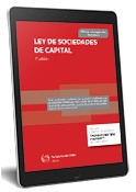 Ley de Sociedades Capital 4ª (e-book)