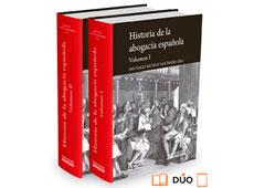 Historia de la Abogacía Española (dúo)
