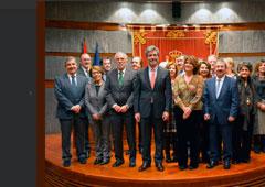 El CGPJ y Justicia firman el acuerdo sobre los módulos de entrada de asuntos de los órganos judiciales