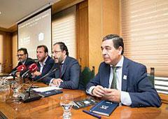 El XII Congreso Nacional de la Abogacía se celebrará en mayo de 2019 en Valladolid