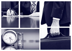 Imágenes de un abogado