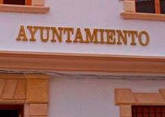 Fachada de Ayuntamiento