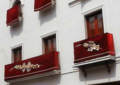 Balcón Semana Santa