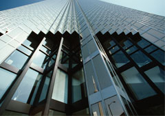 Edificio de un banco