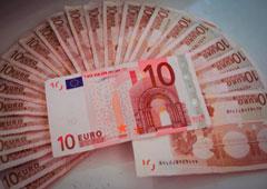 Billetes de diez euros