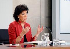 María Isabel Celaá