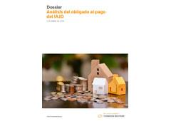 Dossier Análisis del obligado al pago del IAJD