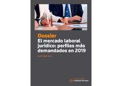 El mercado laboral jurídico: perfiles más demandados en 2019