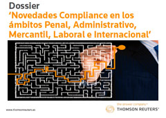 Dossier Novedades Compliance