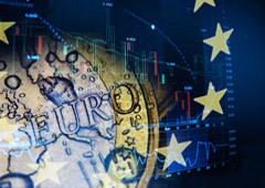 Euro y estrellas de europa