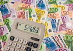 Dinero calculadora