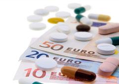 Euros y medicamentos