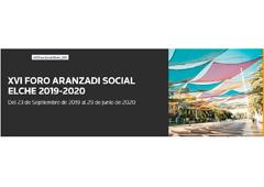 El XVI Foro Aranzadi Social Elche empezará el 23 de septiembre