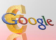 Logotipo de google y euro