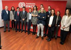 Socios del programa: EDF, EASPD, Thomson Reuters y la Universidad Carlos III de Madrid