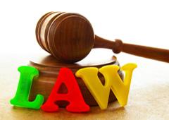 Mazo y la palabra LAW