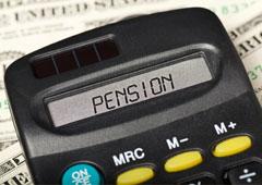 calculadora con palabra pensión