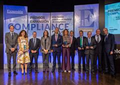 Thomson Reuters, finalista en los premios 'Expansión Compliance 2018'