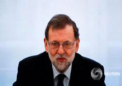 Rajoy en Madrid, 10 de febrero de 2017