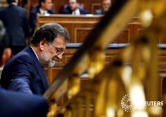 El guión se cumplió y Mariano Rajoy no consiguió recabar el miércoles el apoyo de la mayoría del Congreso de los Diputados para ser investido presidente por mayoría absoluta y el curso del debate no hace previsible que pueda hacerlo tampoco con mayoría si