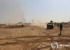 Aviones de la coalición liderada por Estados Unidos lanzaron el miércoles una serie de ataques contra el Estado Islámico en los alrededores de la ciudad iraquí de Faluya, dijeron funcionarios de Washington a Reuters y uno citó una estimación preliminar de