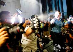 Noticias Principales 10 de junio de 2019 / 10:58 / hace 13 minutos Hong Kong no cede con la ley de extradición pese a las multitudinarias protestas Por James Pomfret y Farah Master 4 MIN. DE LECTURA HONG KONG (Reuters) - La líder de Hong Kong, Carrie La